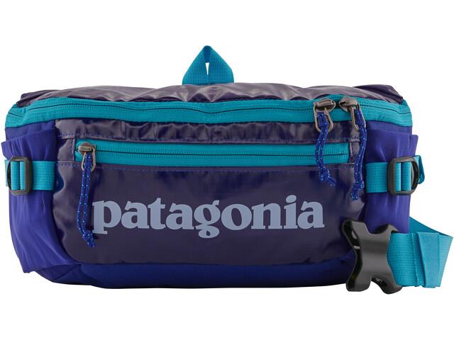 Patagonia Black Hole Waist Pack 5l cobalt blue